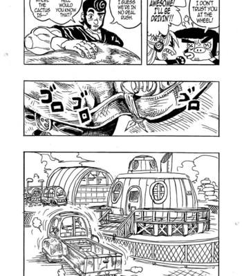 Genkai Toppa Wrestling 12 comic porn sex 009