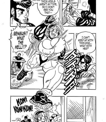 Genkai Toppa Wrestling 12 comic porn sex 010