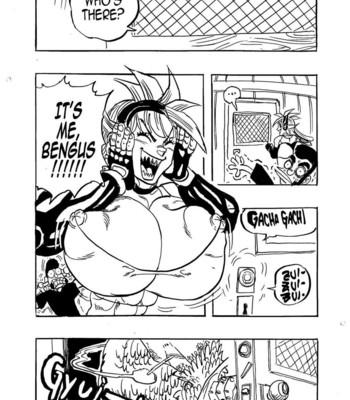 Genkai Toppa Wrestling 12 comic porn sex 011
