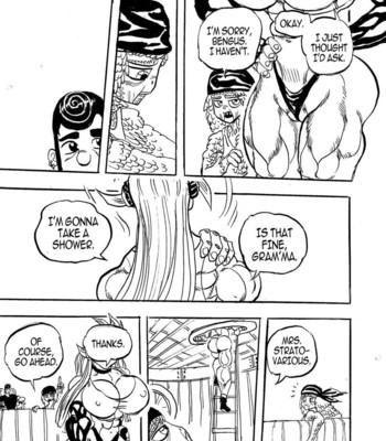 Genkai Toppa Wrestling 12 comic porn sex 018
