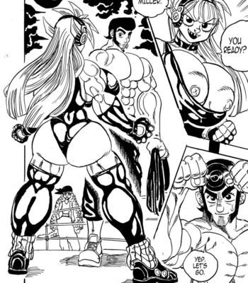 Genkai Toppa Wrestling 12 comic porn sex 027
