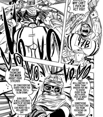 Genkai Toppa Wrestling 16 comic porn sex 026