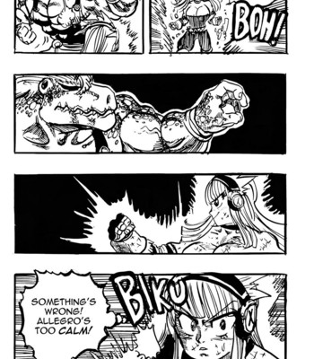 Genkai Toppa Wrestling 3 comic porn sex 011