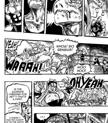 Genkai Toppa Wrestling 3 comic porn sex 014