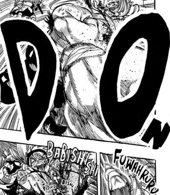 Genkai Toppa Wrestling 3 comic porn sex 015