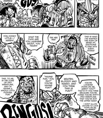 Genkai Toppa Wrestling 3 comic porn sex 017