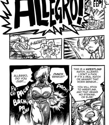 Genkai Toppa Wrestling 3 comic porn sex 018