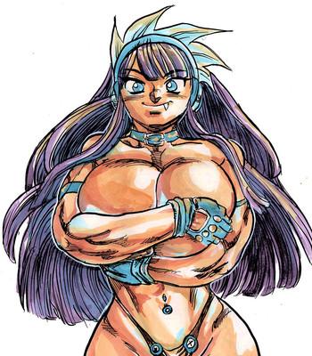 Genkai Toppa Wrestling 4 comic porn sex 029