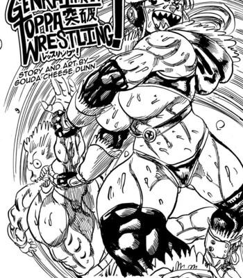 Porn Comics - Genkai Toppa Wrestling 5