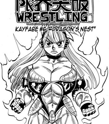 Porn Comics - Genkai Toppa Wrestling 6