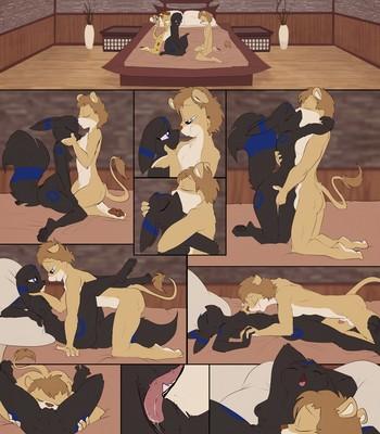 Getting Acquainted comic porn sex 007
