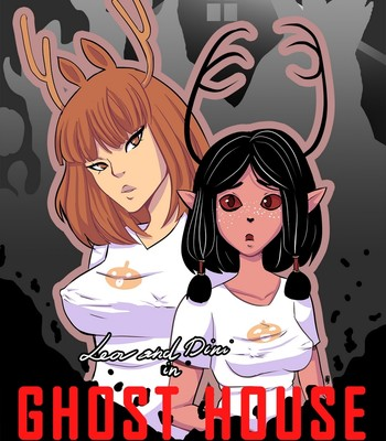 Porn Comics - Ghost House