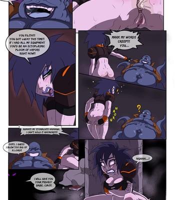 Ghostbusters Extreme Para-Porno comic porn sex 011