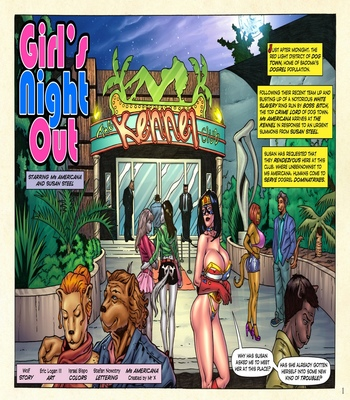 Girl-s-Night-Out 2 free sex comic