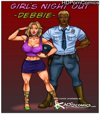 Porn Comics - Girls Night Out 1 – Debbie