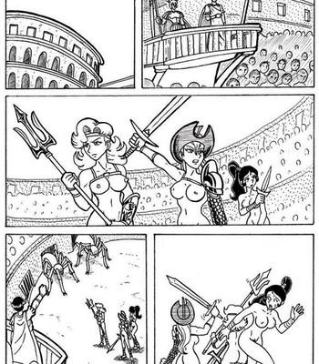 Porn Comics - Gladiators