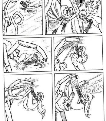 Gladiators comic porn sex 002