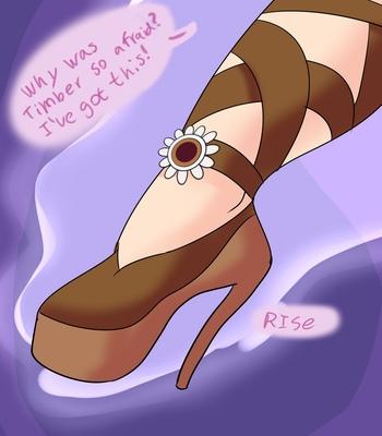 Gloriosa-Daisy-Transformation-Bimboification 30 free sex comic