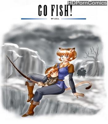Porn Comics - Go Fish