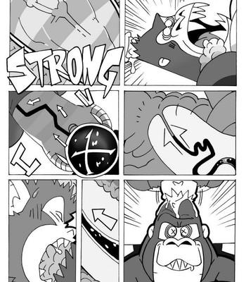 Go! Monkey Go! comic porn sex 015
