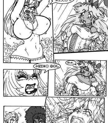 Goblin In Paradise - Halloween Special 1 comic porn sex 019