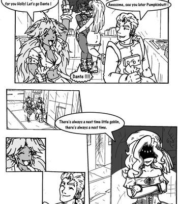 Goblin In Paradise – Halloween Special 1 comic porn