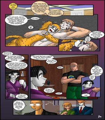 Gold Digger X comic porn
