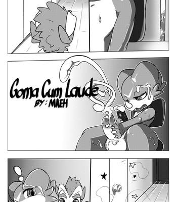 Porn Comics - Goma Cum Laude