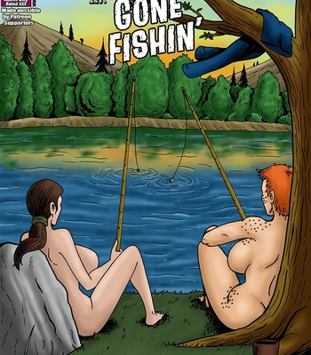 Porn Comics - Gone Fishin'