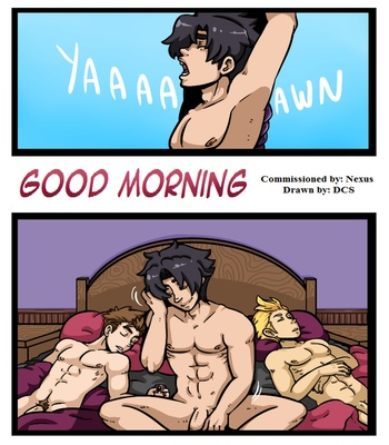 Good Morning comic porn sex 002