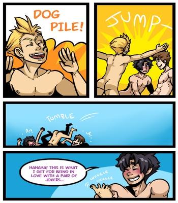 Good-Morning 7 free sex comic