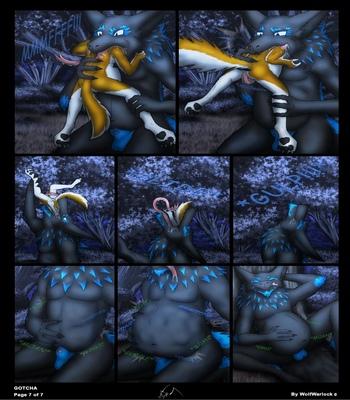 Gotcha 8 free sex comic
