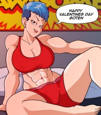 Porn Comics - Goten's Special Day