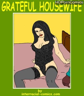 Porn Comics - Grateful Housewife