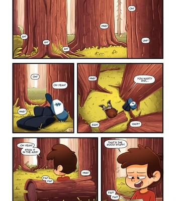 Gravity Falls – Secrets Of The Woods comic porn sex 002