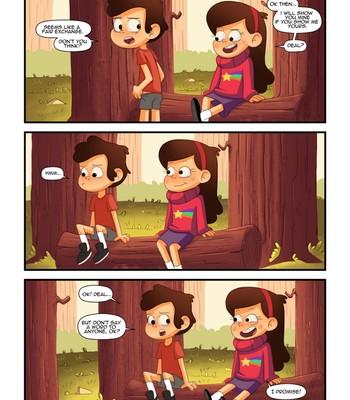 Gravity Falls – Secrets Of The Woods comic porn sex 006
