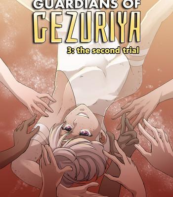 Porn Comics - Guardians Of Gezuriya 3