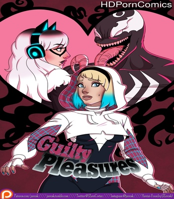 Porn Comics - Guilty Pleasures