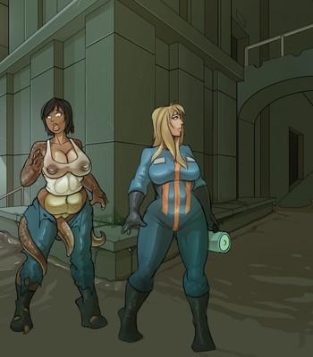 Gutter Girls comic porn sex 002