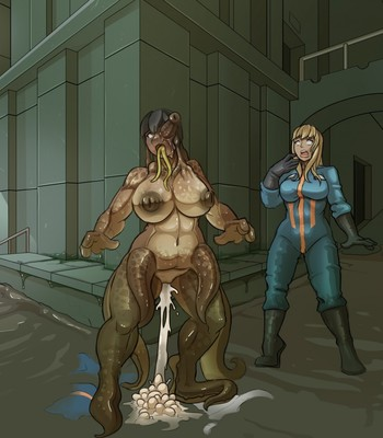Gutter Girls comic porn sex 003