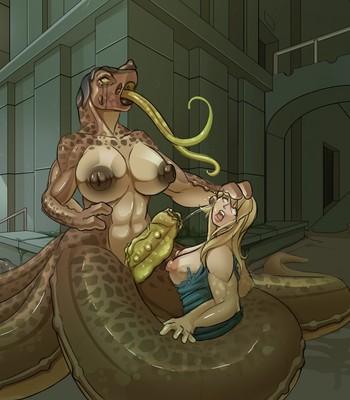 Gutter Girls comic porn sex 004
