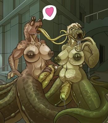 Gutter Girls comic porn sex 006