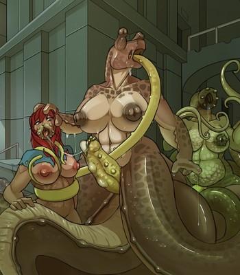 Gutter Girls comic porn sex 007