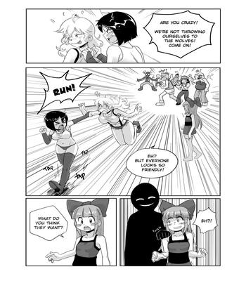 H-Con 6 free sex comic