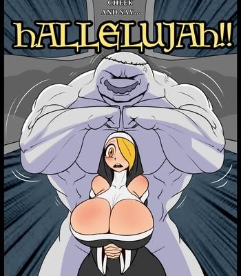 Hallelujah!! 1 comic porn sex 001