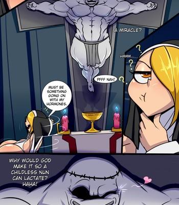 Hallelujah!! 1 comic porn sex 009