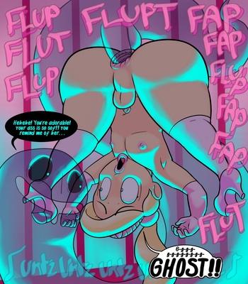 Hallo-Weenies comic porn sex 012