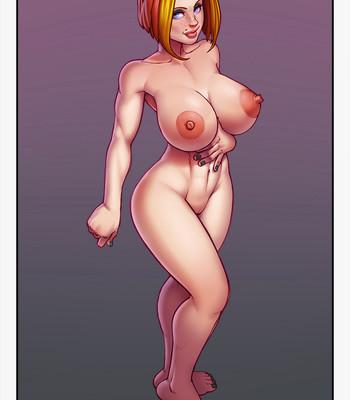 Halloween 2016 - Nice Tricks Sweet Treats comic porn sex 008