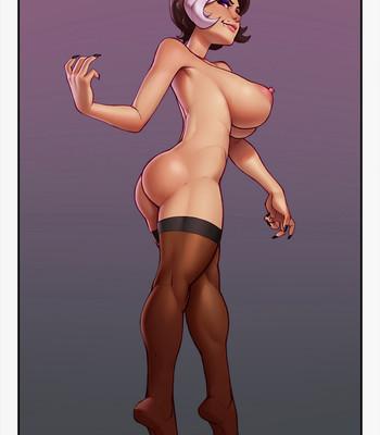 Halloween 2016 - Nice Tricks Sweet Treats comic porn