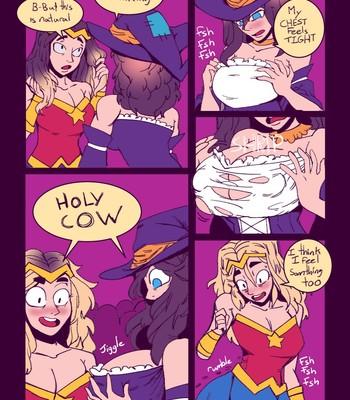 Halloween Hotties comic porn sex 002